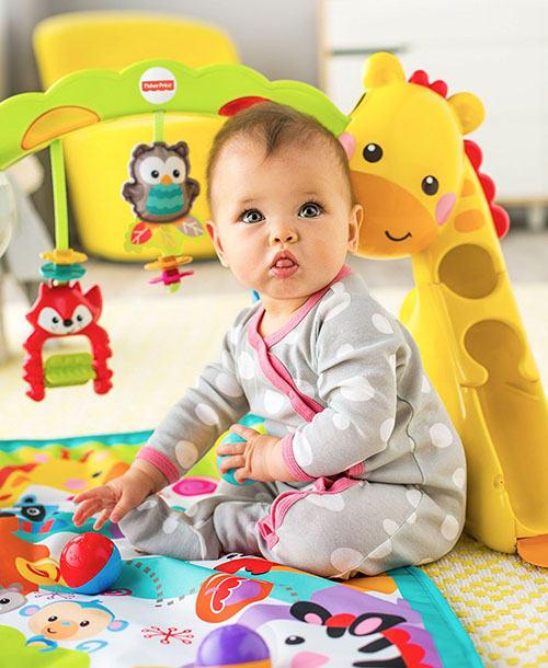 Toys For 3 Month Olds : Best toys for month old babies thetoytime