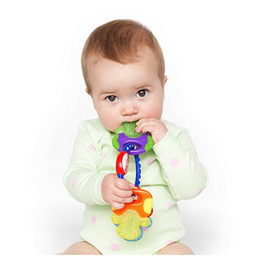 Toys For 6 : Best toys for month old babies thetoytime