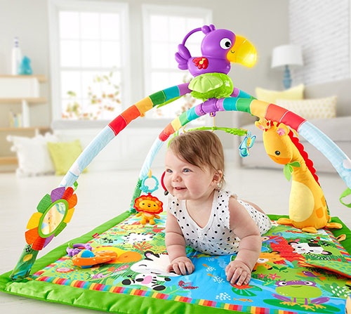 10 Best Tummy Time Toys And Tummy Time Mats For Babies