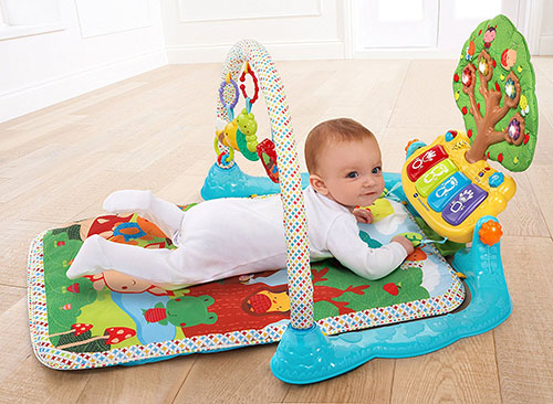 Toys For Newborns : Best tummy time toys and mats for babies