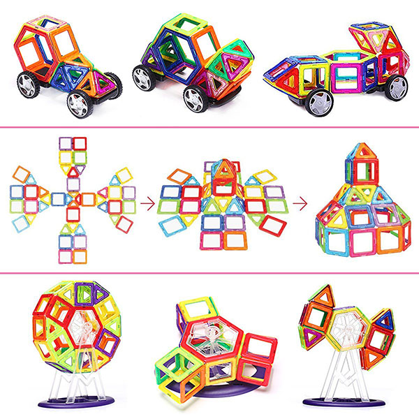 Best Magnetic Toys For Kids : The best magnetic building toys for kids thetoytime