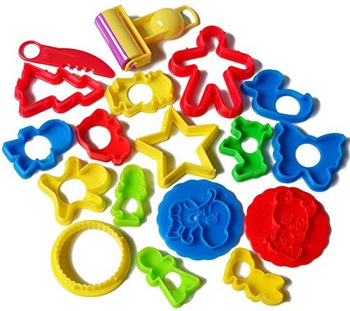 Dough Tools Starter Set | Playdough Tools