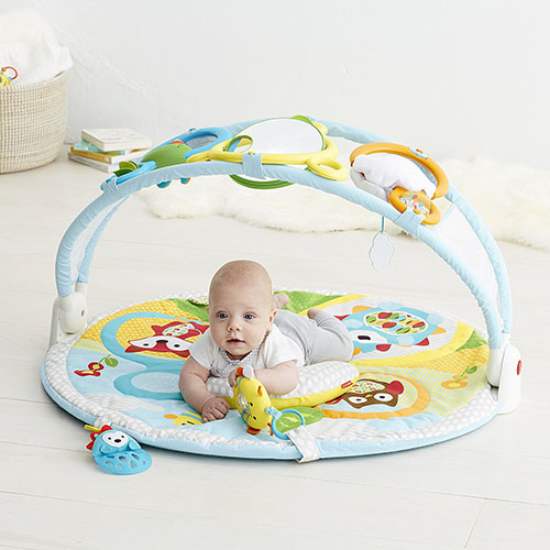 10 Best Tummy Time Toys And Tummy Time Mats For Babies Thetoytime