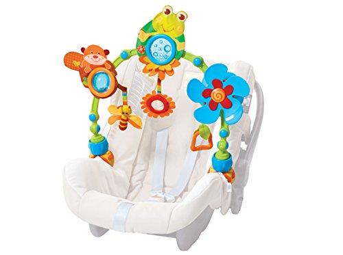 Best Car Seat Toys for babies - TheToyTime