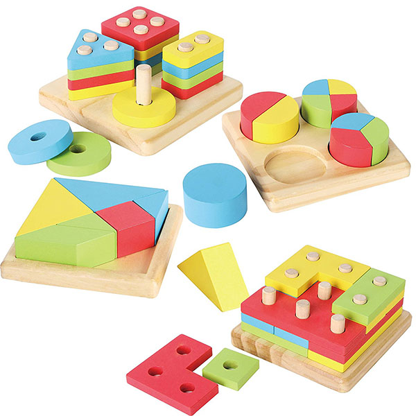 Puzzles for Toddlers - TheToyTime